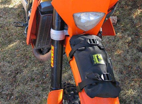 Amazon.com: KTM New Universal Water Proof Rear Bag EXC XC